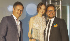 Chloe Scoops Assistant Of The Year Award 2015