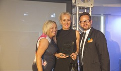 Make-Up Artist Lara Wins Employee Of The Year 2015
