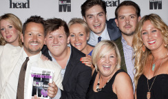 Most Wanted- Best Salon Team 2011