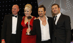 BHA Wales & South West Hairdresser of the Year 2009