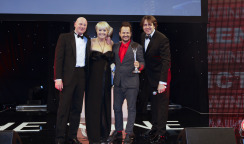 BHA Wales & South West Hairdresser of the Year 2011
