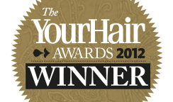 Your Hair Awards Wins Best Salon 2012
