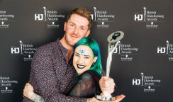 Ken Picton Salon Named Wales & South West Hairdresser of the Year