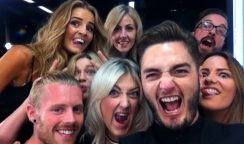 Dafydd Catches up with the GHD Gang!
