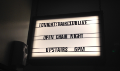 HairClubLive #OpenChairNight Results