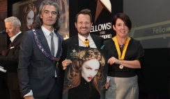 Ken Picton wins the fellowship fashion focus image of the year award!