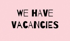 We Have Vacancies