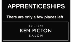 Apply To Be A Ken Picton Salon Apprentice