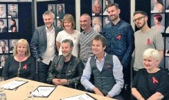 Paul On The L'Oreal #LCT15 Judging Panel