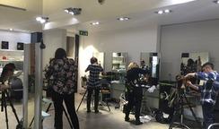 Ken Picton Art team present masterclass in Manchester