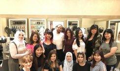 Paul Dennison Teaches Colour Classes in Dubai