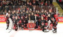 Ken Picton Sponsors Cardiff Devils