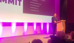Ken Presents at Phorest Summit in Dublin