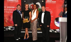 Lara Wins NHF Wales Award!