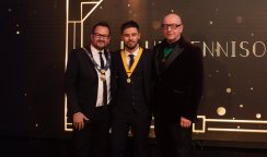Paul Dennison Named Fellow with Honours