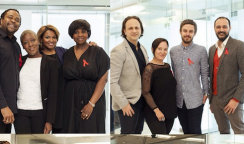 Paul Judges L'Oreal Colour Trophy, Ireland