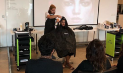Hair Cut and Colour Master class in Mumbai with L'Oreal Professionnel