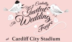 KP Wedding Team At Cardiff City Stadium