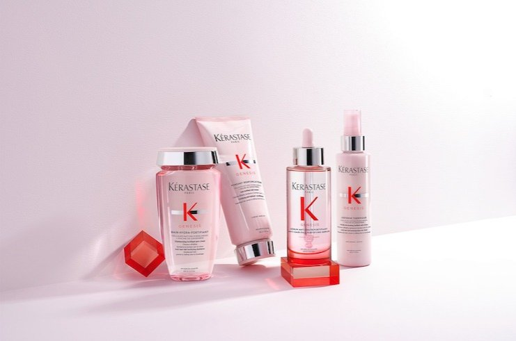 Introducing the Kérastase Genesis Range!