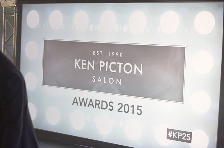 KEN PICTON SALON CELEBRATES 25 YEARS