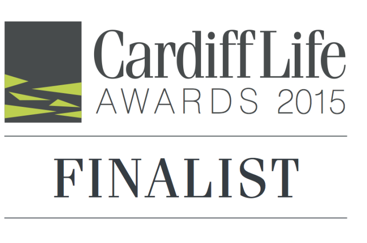 Finalists in Cardiff Life Awards 2015
