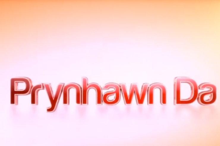 Dafydd Talks Movember On Prynhawn Da