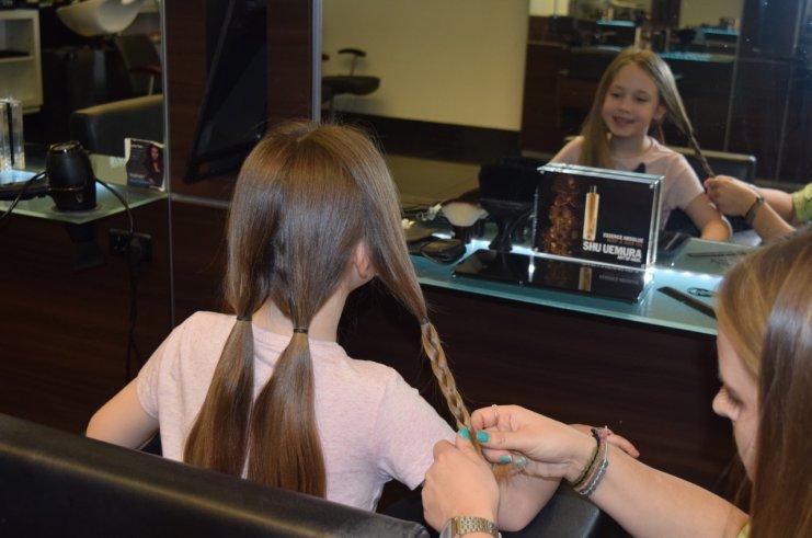 Little Lucy Donates for Little Princess Trust