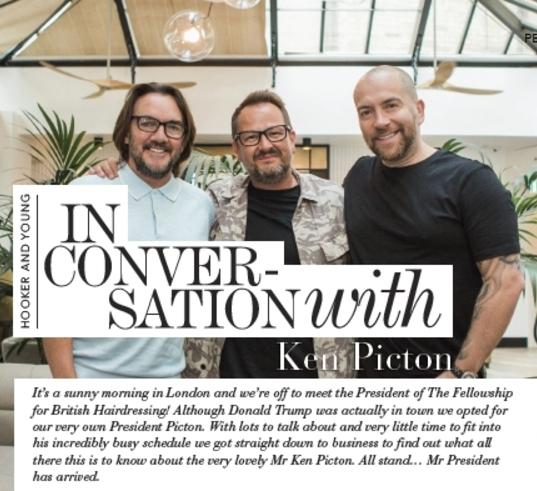 Hooker & Young Interviews Ken Picton