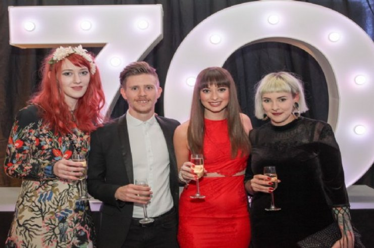 Ken Picton Team's Busy Weekend At London's Salon International