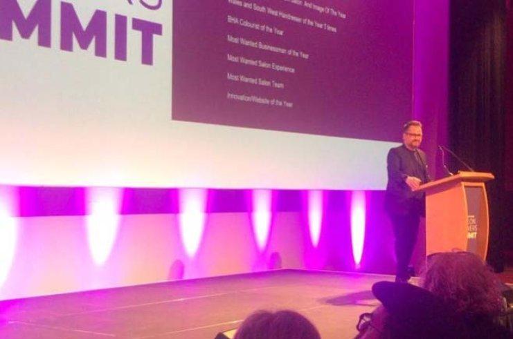 Ken Presents at Phorest Summit in Dublin