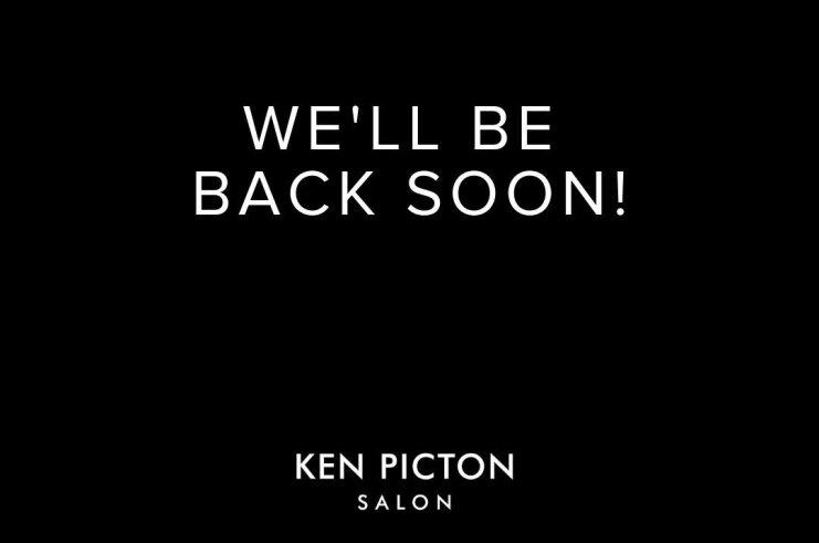 We'll Be Back Soon...