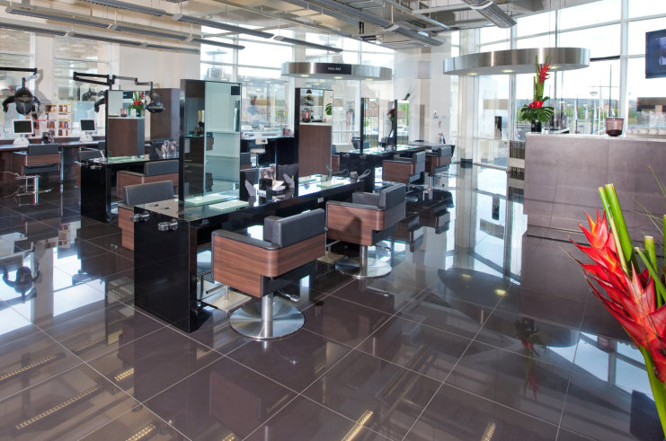 The New-Look Ken Picton Salon Experience