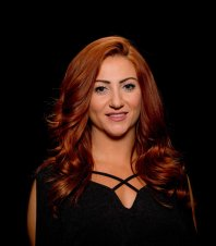 Scarlett, Assistant Director at Ken Picton Salon