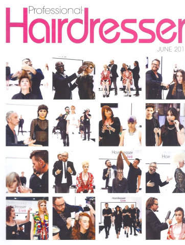 <p>Ken Picton Features in this months Professional Hairdresser Magazine June edition.</p>